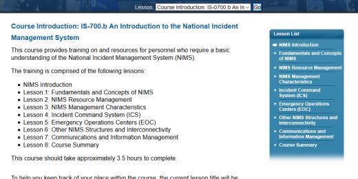 ICS 700 Answers